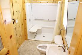 Bathtub Handicap Cabin With Bathroom Handicap Accessible Sea Pirate Campground