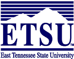 East Tennessee State University ETSU is located in Johnson City, TN.
