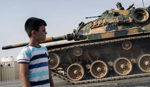 Kurds Discovered An Isis Tank And Did Something Awesome To by Syria Has Reached U0027game Of Thrones U0027 Level Of Complexity As Turkey