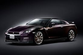 nissan purple nissan gtr midnight purple special edition autonetmagz