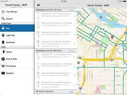 Light Rail Map Minneapolis Transit Tracker On The App Store