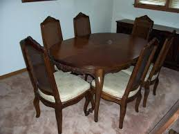 cherry dining room set drexel heritage dining room set homesquare info