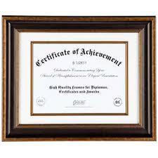 diploma frames 8 1 2 x 11 antique bronze diploma frame hobby lobby 263533