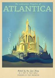 travel posters images 30 illustrated travel posters for fantasy destinations jpg