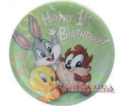 124 looney tunes birthday party ideas decorations