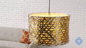 Uttermost Pendant Lights by Uttermost Alita Drum Pendant Bellacor Youtube