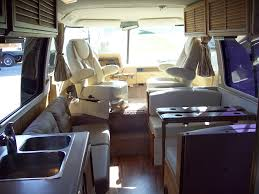 motor home interior ezzel gmc finished hancock rv repair rv remodeling rv