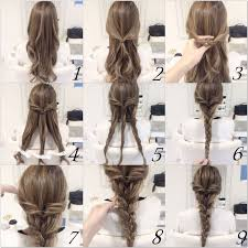 easy hairstyles for school trip 15 diy braided hair tutorials for winter easy hair style and