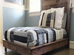Diy Beam Platform Bed The 25 Best Cheap Wooden Bed Frames Ideas On Pinterest Cheap