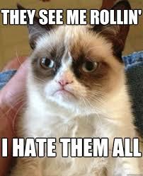 They See Me Rollin Meme - they see me rollin cat meme cat planet cat planet