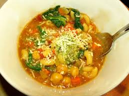 ina garten u0027s winter minestrone u0026 garlic bruschetta everyday
