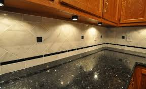 Tile Backsplashes With Granite Countertops Kitchen Granite Tile - Backsplash tile ideas for granite countertops