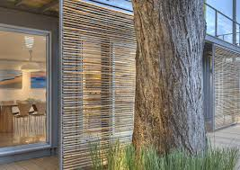 Roll Up Patio Blinds by Exterior Traditional And Rustic Style Bamboo Shades Outdoor