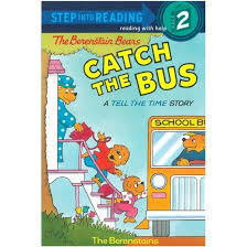 the berenstain bears catch the step into reading book series