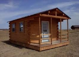 1 room cabin plans floor plans