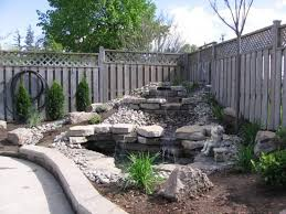 Small Backyard Ponds And Waterfalls by 18 Best Pond And Waterfalls Images On Pinterest Backyard Ponds