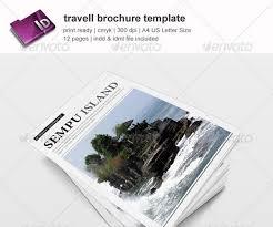 tourist brochure template travel brochure template how to make an