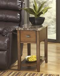 Chair Side Tables With Storage Chairside End Table Tables Cherry With Usb Laflorn Powerchairside