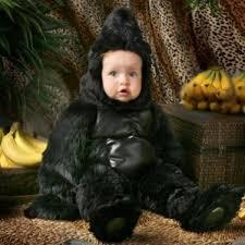 Gorilla Halloween Costume Homemade Halloween Costumes 6 Diy Halloween Fancy Dress Ideas