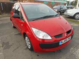 used mitsubishi colt cars for sale motors co uk
