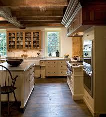 Cream Kitchen Cabinets Kitchen Farmhouse With Cream Kitchen