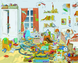 dessin chambre enfant range ta chambre ricochet