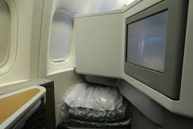 Business Mileage The Holy Grail by Review American 777 300er Business Dallas To Hong Kong