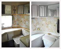 Bathroom Before And After by 1978 Airstream Sovereign Land Yacht Remodel U2013 A Small Life