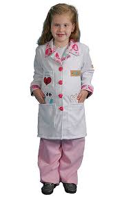 Girls Size 5 Halloween Costumes Vet Costume Halloween U0026 Fall Vet Costume Costumes