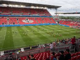 Fc Dallas Stadium Map by Bmo Field Seating Chart U0026 Interactive Seat Map Seatgeek