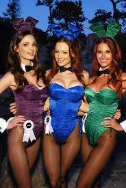 Hugh Hefner Playboy Bunny Halloween Costume Playboy Bunny