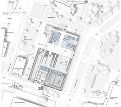 new neue galerie museum of the 20th century in berlin ground floor plan image courtesy mcknhm architects and tinkercraft