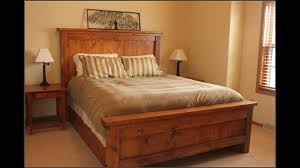 Wooden Box Bed Designs Catalogue Teak Bed Frame Design Ideas Youtube