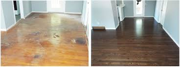 Refinished Hardwood Floors Before And After Refinish Wood Floors Grandview Hardwood Floor Mop For Hardwood