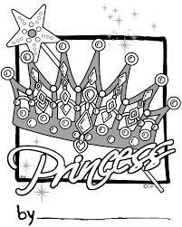 Adult Princess Crown Coloring Page Free Printable Princess Crown Princess Crown Coloring Page Free Coloring Sheets