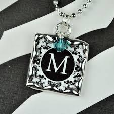 my monogram necklace pin by kuppe on m k my monogram monograms