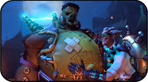 halloween wallpaper for pc overwatch junkenstein u0027s monster u0026 dr junkenstein desktop