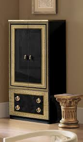 aida black w gold camelgroup italy classic bedrooms bedroom