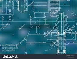design blueprints engineering backgrounds mechanical engineering drawings technical