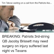 Tebow Meme - tim tebow waiting on a call from the patriots like memes breaking