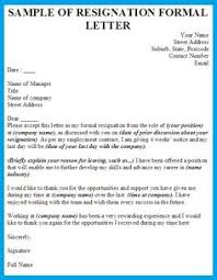 whether you u0027re resignation letter sample on good terms it u0027s