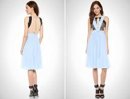 channel your inner lupita with these 10 duck egg blue dresses