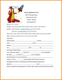 10 Vendor Non Compete Agreement Vendor Agreement Resume Templates