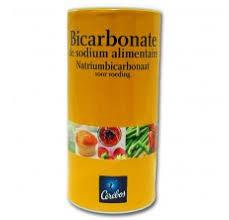 bicarbonate de soude cuisine tout pour la maison