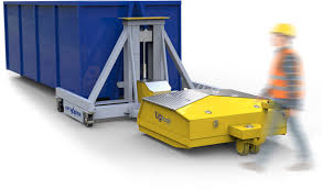 moving and handling heavy equipment electrodrive
