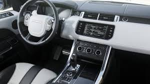 vintage land rover interior 2015 range rover sport svr first drive a true track ready off