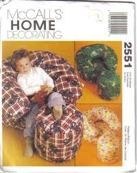 oop mccalls child size accessories and home decorating sewing