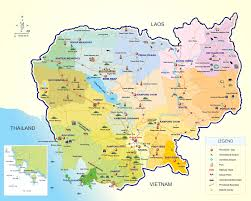 Chicago Tourist Attractions Map by Maps Update 14181133 Cambodia Tourist Attractions Map U2013 Cambodia