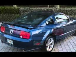 mustang 2009 for sale 2009 ford mustang gt premium coupe ft myers fl for sale in fort