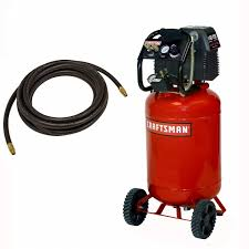 Craftsman 3 Gallon Air Compressor Craftsman 20 Gallon Portable Vertical Air Compressor With Hose And
